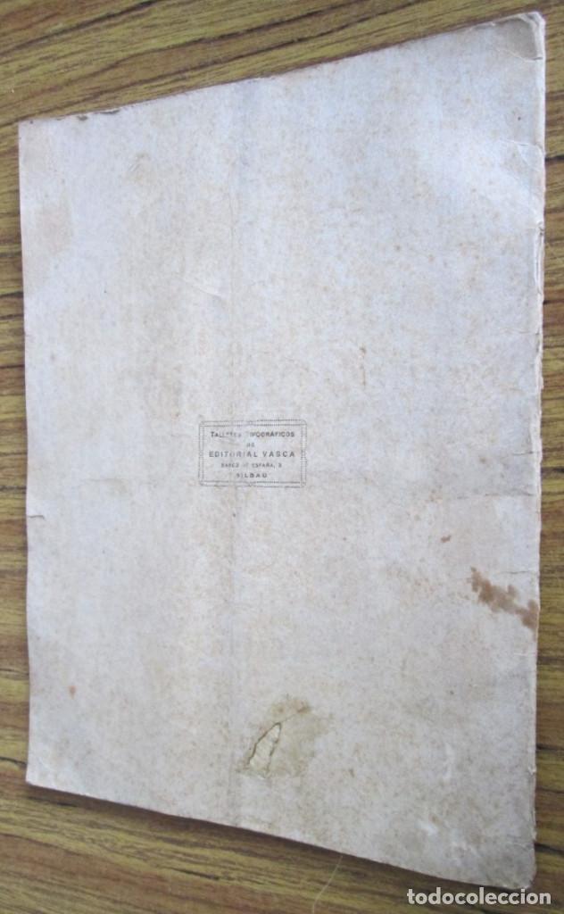 Libros de segunda mano: AMAYA - Argumento y guía temática - Del grama lirico en tres actos y epilogo - Foto 2 - 123825571