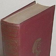 Libros de segunda mano: TERENCIO / LUCIANO. TERENCIO: TEATRO COMPLETO / LUCIANO: DIÁLOGOS ESCOGIDOS. Lote 122326147