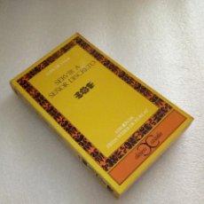Libros de segunda mano: LOPE DE VEGA. SERVIR A SEÑOR DISCRETO. CASTALIA 1975 NUEVO. Lote 124867907