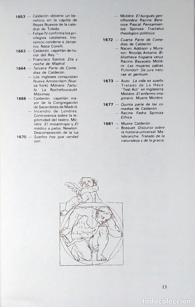 Libros de segunda mano: LA VIDA ES SUEÑO. COMEDIA FAMOSA / DE D. PEDRO CALDERÓN DE LA BARCA. MADRID : TEATRO ESPAÑOL, 1981. - Foto 2 - 126021547