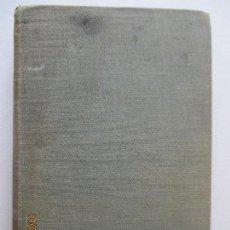 Libros de segunda mano: BERNARD SHAW. HOMBRE Y SUPERHOMBRE. COMEDIA Y FILOSOFÍA EN CUATRO ACTOS EN PROSA. JULIO BROUTÁ. 1939. Lote 128172511