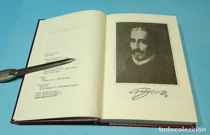 LOPE DE VEGA. OBRAS (Libros de Segunda Mano (posteriores a 1936) - Literatura - Teatro)