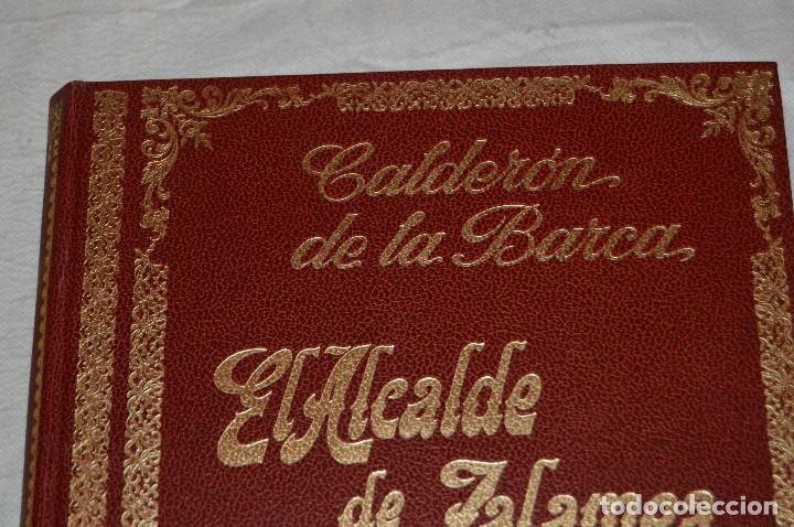 Libros de segunda mano: VINTAGE - CALDERÓN DE LA BARCA, EL ALCALDE DE ZALAMEA - FOTOTEATRO - ED. ROLLÁN S.A. - ENVÍO 24H - Foto 3 - 128927643