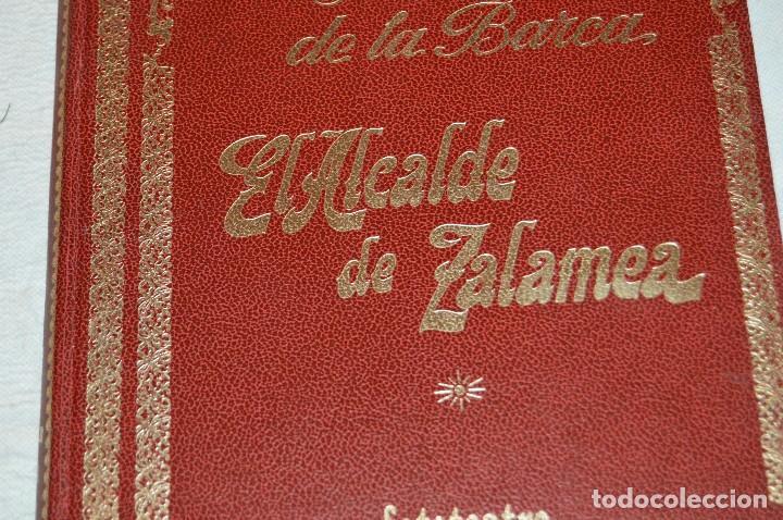 Libros de segunda mano: VINTAGE - CALDERÓN DE LA BARCA, EL ALCALDE DE ZALAMEA - FOTOTEATRO - ED. ROLLÁN S.A. - ENVÍO 24H - Foto 4 - 128927643