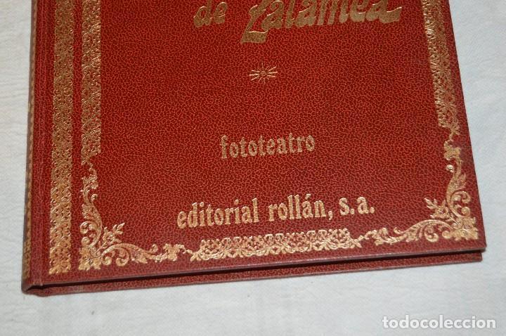 Libros de segunda mano: VINTAGE - CALDERÓN DE LA BARCA, EL ALCALDE DE ZALAMEA - FOTOTEATRO - ED. ROLLÁN S.A. - ENVÍO 24H - Foto 5 - 128927643