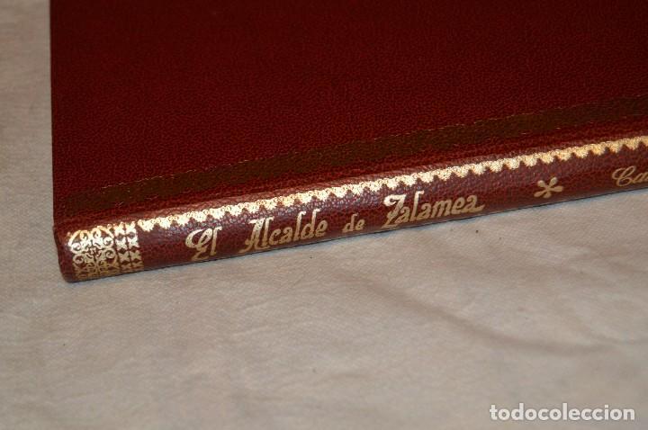 Libros de segunda mano: VINTAGE - CALDERÓN DE LA BARCA, EL ALCALDE DE ZALAMEA - FOTOTEATRO - ED. ROLLÁN S.A. - ENVÍO 24H - Foto 6 - 128927643
