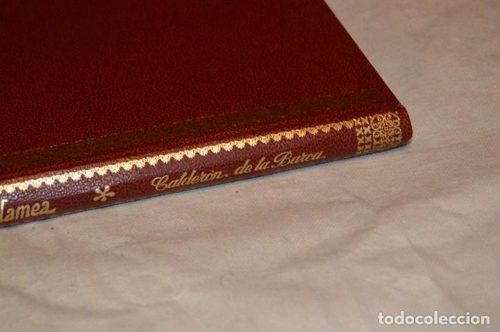 Libros de segunda mano: VINTAGE - CALDERÓN DE LA BARCA, EL ALCALDE DE ZALAMEA - FOTOTEATRO - ED. ROLLÁN S.A. - ENVÍO 24H - Foto 7 - 128927643