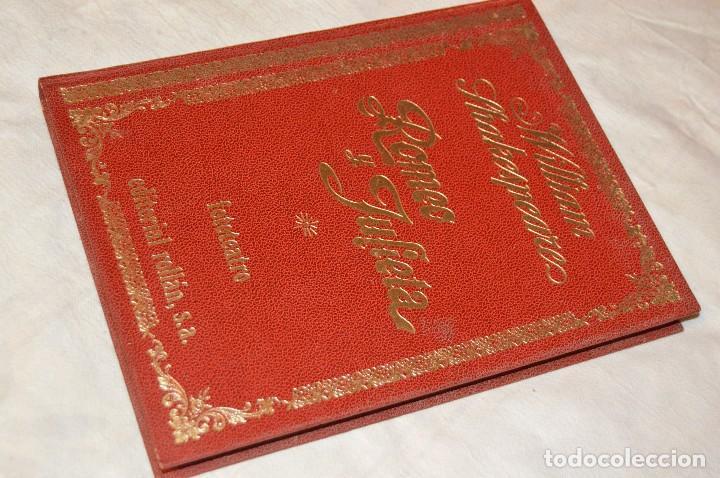 Libros de segunda mano: VINTAGE - WILLIAM SHAKESPEARE, ROMEO Y JULIETA - FOTOTEATRO - ED. ROLLÁN S.A. - ENVÍO 24H - Foto 2 - 128927739