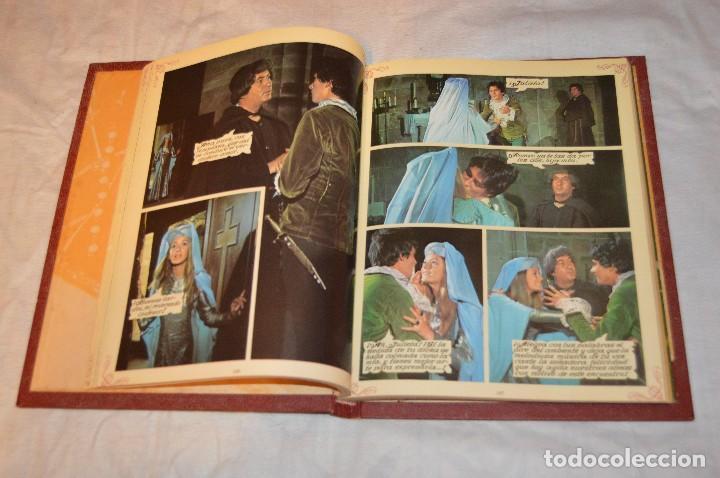 VINTAGE - WILLIAM SHAKESPEARE, ROMEO Y JULIETA - FOTOTEATRO - ED. ROLLÁN S.A. - ENVÍO 24H (Libros de Segunda Mano (posteriores a 1936) - Literatura - Teatro)