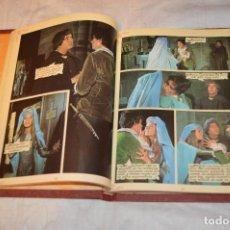 Libros de segunda mano: VINTAGE - WILLIAM SHAKESPEARE, ROMEO Y JULIETA - FOTOTEATRO - ED. ROLLÁN S.A. - ENVÍO 24H. Lote 128927739