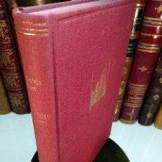 Libros de segunda mano: EL GRAN TEATRO DEL LICEO VISTO POR SU EMPRESARIO - JUAN MESTRES CLAVET - EDIC. VERGARA - BARCELONA -. Lote 129253455