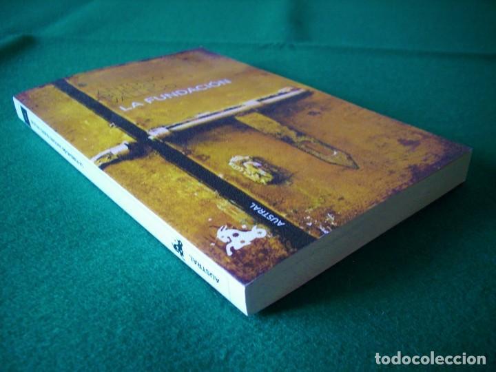 Libros de segunda mano: LA FUNDACIÓN - ANTONIO BUERO VALLEJO - AUSTRAL - AÑO 2011 - Foto 2 - 129314375