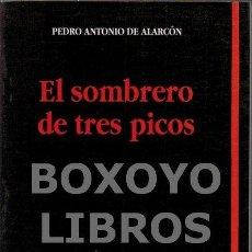 Libros de segunda mano - ALARCON, Pedro antonio de. El sombrero de tres picos - 129675990