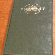 Libros de segunda mano: EL CONCIERTO DE SAN OVIDIO. ANTONIO BUERO VALLEJO. PEQUEÑO TESORO. Lote 130757748