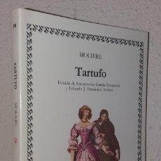Libros de segunda mano - Molière: Tartufo (Cátedra) (lb) - 160713788