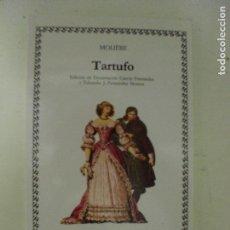 Libri di seconda mano: TARTUFO MOLIERE PUBLICADO POR CÁTEDRA. (2010) 179PP. Lote 132790234