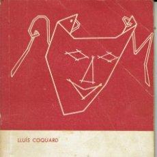 Libros de segunda mano: HOLA, CAPUTXETA VERMELLA!, PER LLUÍS COQUARD. AÑO 1972. (10.5). Lote 132794306