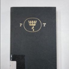 Libros de segunda mano: LA REINA MUERTA. HENRI DE MONTHERLANT. COLECCION PEQUEÑO TESORO. TDK351. Lote 132932566