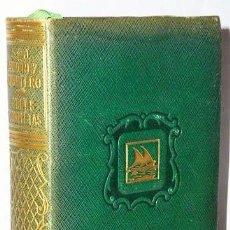Libros de segunda mano: OBRAS COMPLETAS DE SERAFÍN Y JOAQUÍN ALVAREZ QUINTERO. TOMO VI. Lote 133985714