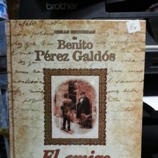 Libros de segunda mano: EL AMIGO MANSO. Lote 134016491