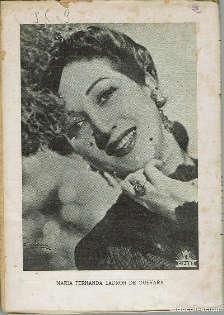 Libros de segunda mano: LA LLAVE, POR LEANDRO NAVARRO. AÑO 1944. (13.5) - Foto 2 - 134834498