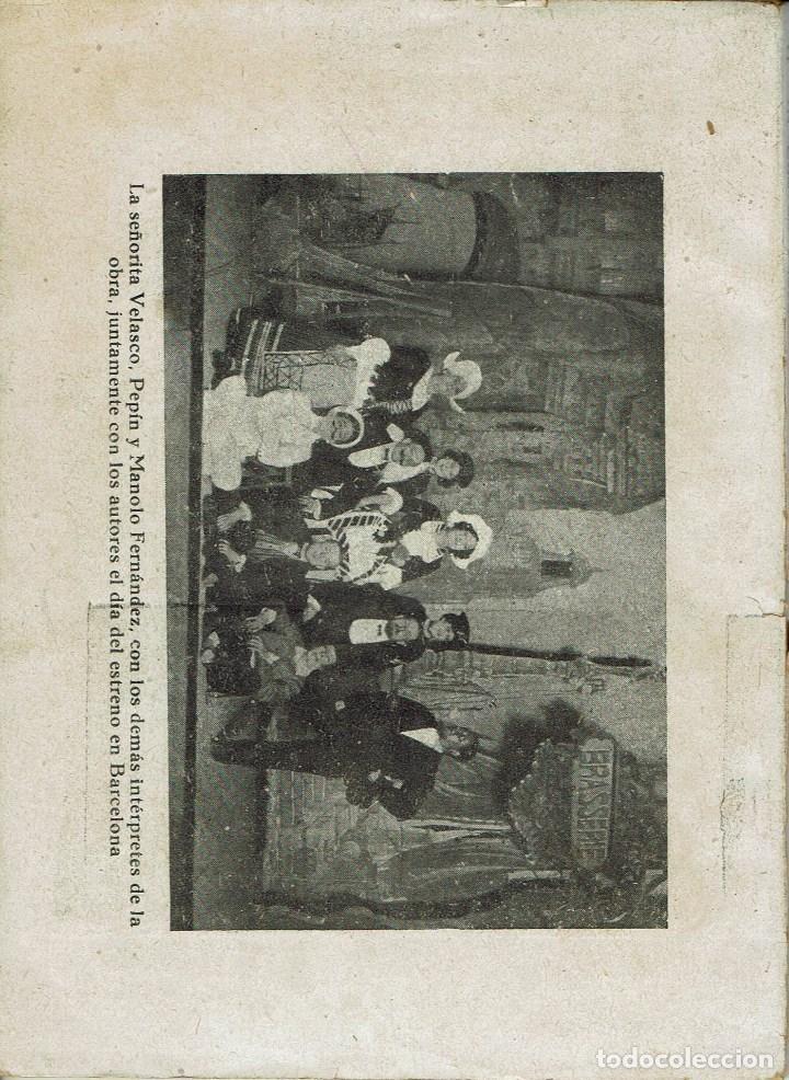 Libros de segunda mano: MOLINOS DE VIENTO, POR LUÍS PASCUAL FRUTOS Y PABLO LUNA. AÑO 1942. (13.5) - Foto 2 - 134905278