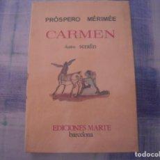 Libros de segunda mano: CARMEN ILUSTRA SERAFIN. Lote 134917762