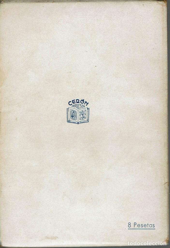 Libros de segunda mano: POR LA VIRGEN CAPITANA, POR JOSÉ MARÍA PEMÁN Y PEMARTÍN. DEDICADO POR EL AUTOR. AÑO 1940. (13.5) - Foto 2 - 134961582