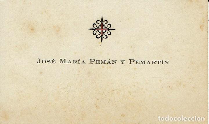 Libros de segunda mano: POR LA VIRGEN CAPITANA, POR JOSÉ MARÍA PEMÁN Y PEMARTÍN. DEDICADO POR EL AUTOR. AÑO 1940. (13.5) - Foto 4 - 134961582