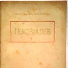 Libros de segunda mano: SANTIAGO RUSIÑOL TENORIADES - ESTE LIBRO NO SE A LEIDO NUNCA TIENE LAS PAGINAS UNIDAS DE DOS EN DOS. Lote 134967398