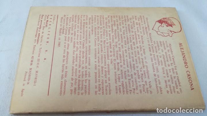 Libros de segunda mano: la tercera palabra-alejandro casanova-468/ colección teatro-escelicer - Foto 2 - 135835334