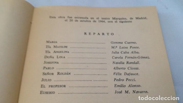 Libros de segunda mano: la tercera palabra-alejandro casanova-468/ colección teatro-escelicer - Foto 8 - 135835334