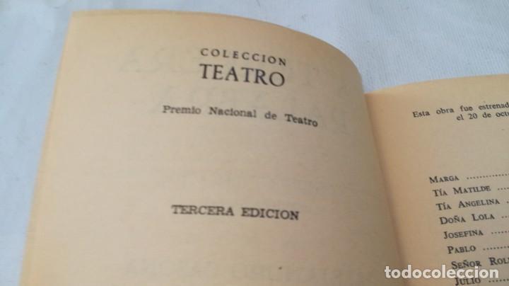 Libros de segunda mano: la tercera palabra-alejandro casanova-468/ colección teatro-escelicer - Foto 5 - 135835470
