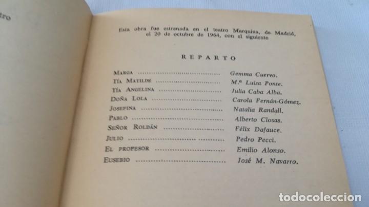 Libros de segunda mano: la tercera palabra-alejandro casanova-468/ colección teatro-escelicer - Foto 7 - 135835470