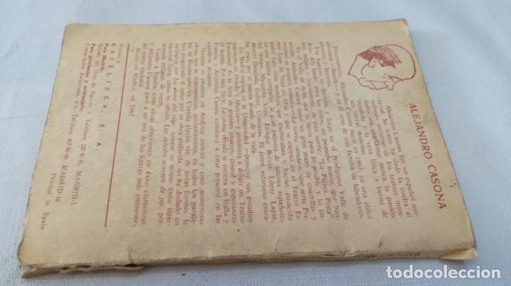 Libros de segunda mano: la tercera palabra-alejandro casanova-468/ colección teatro-escelicer - Foto 2 - 135835502