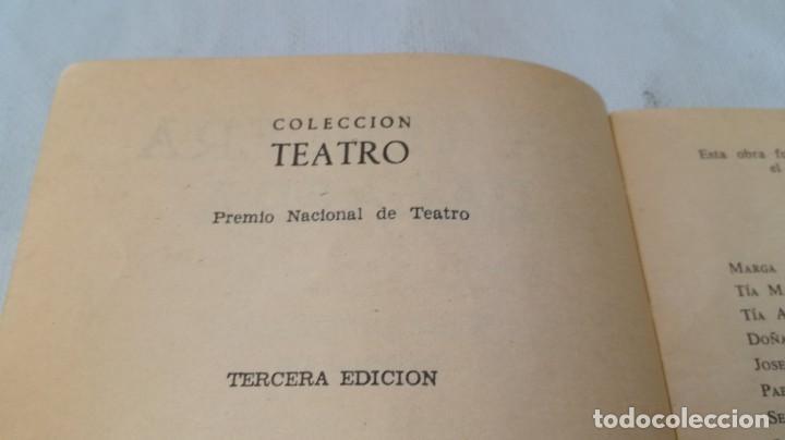 Libros de segunda mano: la tercera palabra-alejandro casanova-468/ colección teatro-escelicer - Foto 4 - 135835502