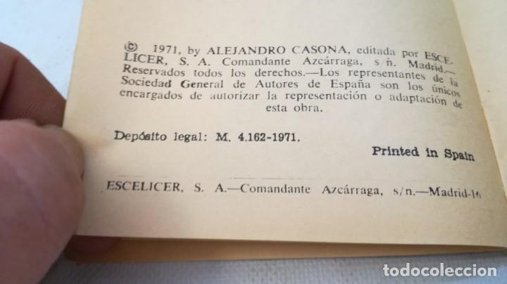 Libros de segunda mano: la tercera palabra-alejandro casanova-468/ colección teatro-escelicer - Foto 5 - 135835502