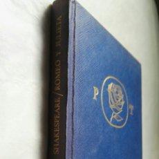 Libros de segunda mano: ROMEO Y JULIETA COLECCIÓN PEQUEÑO TESORO 1965. Lote 136542181