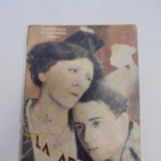 Libros de segunda mano: LA ARLESIANA. JOSE NOGUERO. EDICIONES BIBLIOTECA FILMS. RUSTICA. 93 PAGINAS.. Lote 137375370