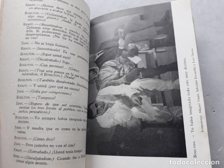 Libros de segunda mano: Cuando las Nubes Cambian de Nariz. Eduardo Criado. Dedicatoria del Autor. - Foto 4 - 138574966