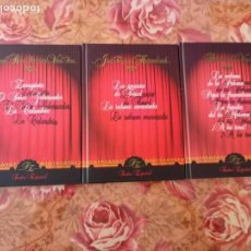Libros de segunda mano - 3 libros colección Teatro Español Ediciones Rueda - 138594122