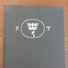 Libros de segunda mano: LA REINA MUERTA HENRI DE MONTHERLAD PEQUEÑO TESORO. Lote 141763804