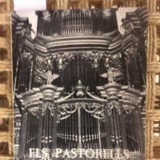 Libros de segunda mano: ELS PASTORELLS, DRAMA POPULAR DEL NAIXEMENT DEL SALVADOR, ANONIM. Lote 142453606