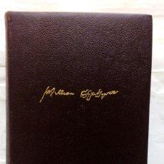Libros de segunda mano: OBRAS COMPLETAS. WILLIAM SHAKESPEARE.. Lote 142611434