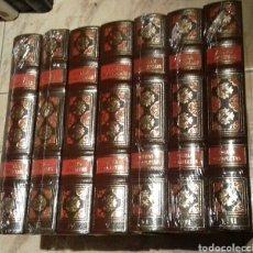 Libros de segunda mano: 7 TOMOS WILLIAM SHAKESPEARE - EN UN ESTADO NUEVO. Lote 143196636