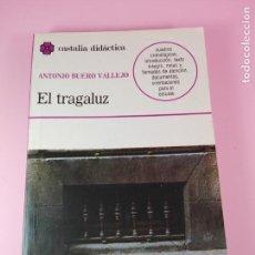 Libros de segunda mano: LIBRO-EL TRAGALUZ-ANTONIO BUERO VALLEJO.CASTALIA DIDÁCTICA-D.L.1991-VER FOTOS. Lote 143225774