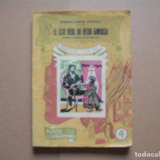 Libros de segunda mano: BIBLIOTECA TEATRAL Nº 68 EL SEXO DEBIL HA HECHO GIMNASIA. ENRIQUE JARDIEL PONCELA (NºEXTRAORDINARIO). Lote 143584758