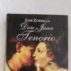 Libros de segunda mano: DON JUAN TENORIO. Lote 143931500