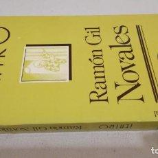 Libros de segunda mano: RAMON GIL NOVALES/ GUADAÑA AL RESUCITADO-LA BOJIGANGA-EL DOBLE OTOÑO MAMA BIS/ GUARA EDITORIAL. Lote 144578082