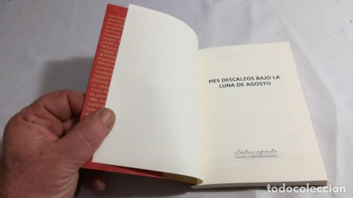 Libros de segunda mano: PIES DESCALZOS BAJO LA LUNA DE AGOSTO/ JOAN CAVALLE/ AROLA EDITORS/ NUEVO - Foto 5 - 144578182